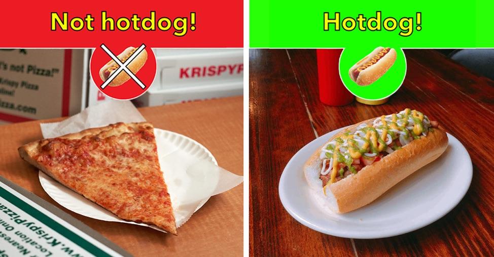 Hotdog - Not Hotdog