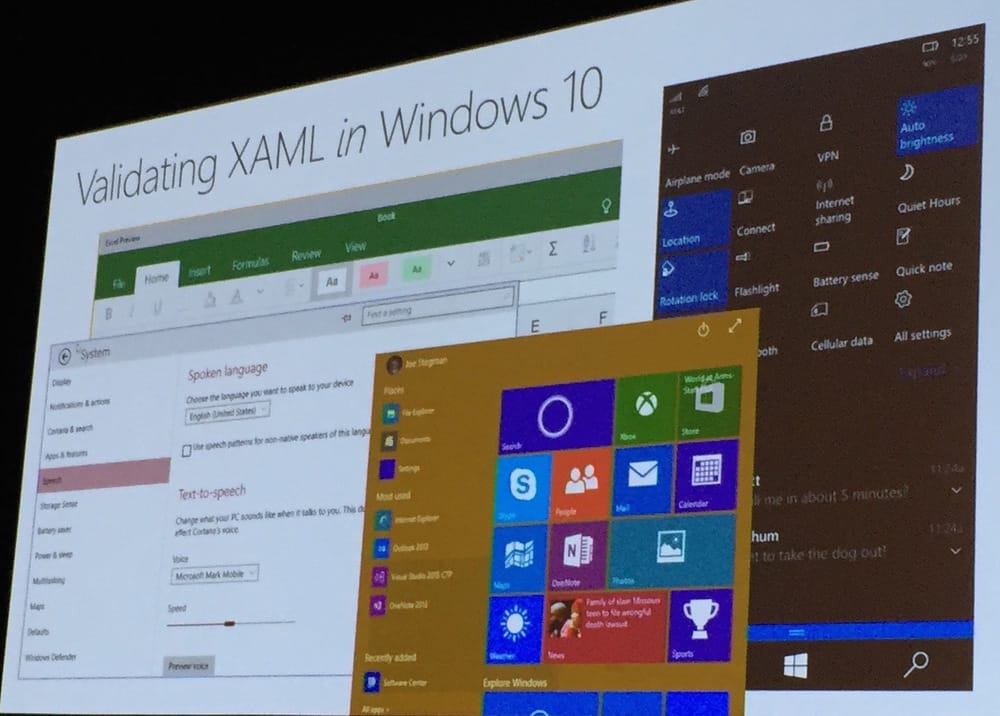 XAML is the way.